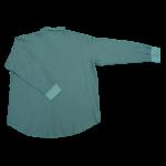men's attire long sleeve two-tone shirt large