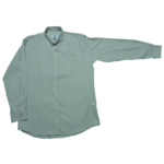 men's attire long sleeve oxford dress shirt large